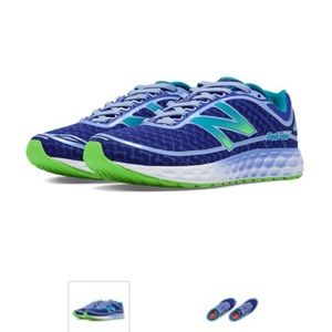 New Balance Women's Fresh Foam Athletic Shoes 7.5